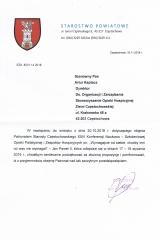 Starostwo Powiatowe w Częstochowie