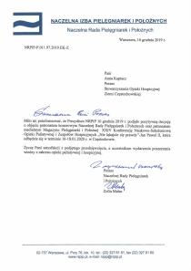 Naczelna Rada Pielęgniarek i Położnych